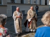 Messe mit Danksagung für Norbert Rodt als Pfarrer von Gersthof-St.Leopold für 44 Jahre - Msgr. Dr. Norbert Rodt, Prälat Maximilan Fürnsinn (Stift Herzogenburg)