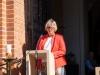 Messe mit Danksagung für Norbert Rodt als Pfarrer von Gersthof-St.Leopold für 44 Jahre - Lektorin Susanne Kainz