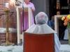 Messe mit Danksagung für Norbert Rodt als Pfarrer von Gersthof-St.Leopold für 44 Jahre - Johanna Urban (Leiterin Pfarrkindergarten)