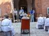Messe mit Danksagung für Norbert Rodt als Pfarrer von Gersthof-St.Leopold für 44 Jahre - Vertreter von Währing Hilft