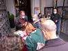 """3-G-Test vor dem Betreten der Kirche -- """"Eingangsfest"""" in das Gemeindejahr 2021/22 der Pfarre Gersthof-St.Leopold (Wien 18.,)"""