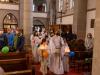 """Bunt wurde ausgezogen -- """"Eingangsfest"""" in das Gemeindejahr 2021/22 der Pfarre Gersthof-St.Leopold (Wien 18.,)"""