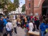 """Zum Schluss noch etwas Sonne -- """"Eingangsfest"""" in das Gemeindejahr 2021/22 der Pfarre Gersthof-St.Leopold (Wien 18.,)"""