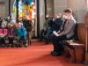 Firmung von Heinz im Gemeindegottesdienst am 14.2.2021 in Gersthof-St.Leopold (Wien 18.,)
