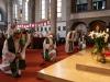 kfb (kath. frauen-bewegung)-Messe und Agape in der Pfarrgemeinde Gersthof-St.Leopold am 23. Juni 2021