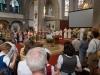 Messe und anschließender Norbertikirtag um die Pfarrkirche Gersthof-St.Leopold, Wien 18., am 16. Juni 2019