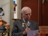 Verleihungs des Stefanusordens an Mitarbeiter der Pfarre Gersthof durch Weihbischof Dr. Helmut Krätzl - Dankesworte von Dr. Heinrich Bica