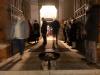 Abendliche Lichtfeier des Ostergottesdienstes der Pfarrgemeinde Gersthof-St.Leopold - 3. und 4. April 2021