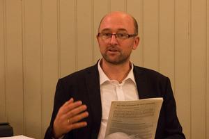 Michael Scherzer: das Alte Testament für mich entdecken